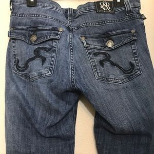 Rock and Republic Jeans. Size 10
